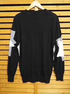 ニールバレット Neil Barrett 15AW ビック スター星 クルーネック ニット セーター M黒ブラック ブランド古着ベクトル フクウロ160904 0040Bの買取実績