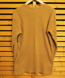 キャリー CALEE ロゴ刺繍 サーマル 長袖 カットソー L ブランド古着ベクトル フクウロ 160917 0008Bの買取実績