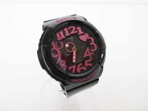 ベビージー Baby-G CASIO 5194 ウレタンベルト レディース腕時計 BGA-130 ブラック黒 ブランド古着ベクトル フクウロ●▲161015 0008G レディース