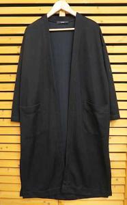 フローレント FLORENT 透け感ロング丈 長袖カーディガン黒ブラック ブランド古着ベクトル フクウロ●161016 0006C レディースの買取実績