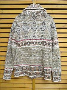 グラム glamb Woden cardigan ウォーデン カーディガン 1茶ブラウン ブランド古着ベクトル フクウロ161202 0027B メンズの買取実績