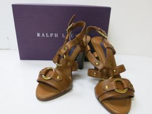 ラルフローレンコレクション Ralph Lauren COLLECTION サンダルの買取実績