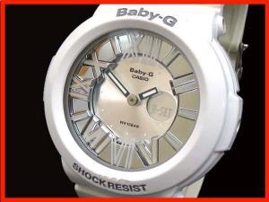 【Baby-G/ベビージー】 ネオンダイアルシリーズ 白 BAG-160 カシオ 時計 腕時計 ウオッチ ホワイト ? y