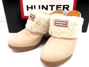 ハンター HUNTER サンダルの買取実績