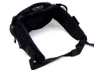 ビズビム VISVIM レザー コーデュロイ ボディバッグ 黒 ブラック かばん ウエストバッグ おすすめ yの買取実績