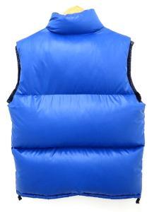 バル bal ダウン ベスト L 青 ブルー アウター バランスウェアデザインの買取実績