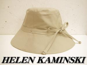 ヘレンカミンスキー HELEN KAMINSKI 帽子の買取実績
