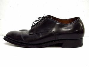 【ALDEN/オールデン】 プレーントゥ コードバン 53511 ビジネスシューズ 靴 黒10▲の買取実績