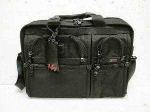 トゥミ TUMI ブリーフ ケース 26108 DH ALPHA オーガナイザー ビジネス 黒 ‡ メンズの買取実績