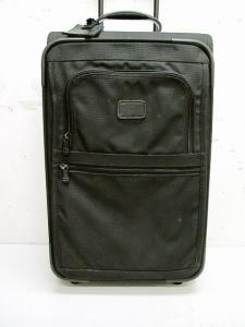 トゥミ TUMI キャリー ケース バッグ 2243D4 WHEELED CARRY ON LUGGAGE 黒 ‡ メンズの買取実績