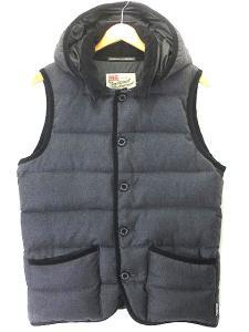 トラディショナルウェザーウェア Traditional Weatherwear ダウンベストの買取実績