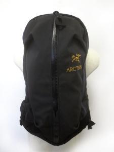 アークテリクス ARC'TERYX アロー Arro 22 リュックサック デイ バックパック 黒 ブラック ナイロン コーティング 6029 メンズ レディースの買取実績