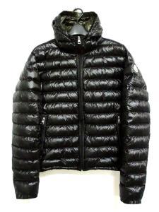モンクレール MONCLER DOMINIC ドミニク ダウンジャケット ブラック 黒 3 軽量 ライト 国内正規 メンズの買取実績