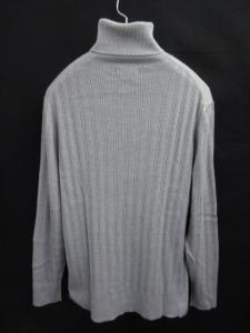 アレグリ allegri タートルネックセーター リブ グレー 50の買取実績
