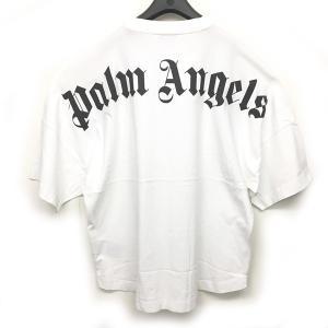 パームエンジェルス PALM ANGELS LOGO OVER TEE ロゴオーバー オーバーサイズTシャツの買取実績