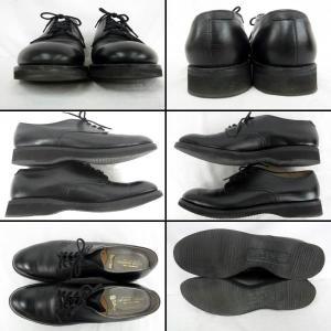 【ALDEN/オールデン】 プレーントゥ シューズ レザー 黒 8.5 シューキーパー 靴 くつの買取実績