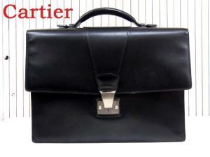 カルティエ Cartier ブリーフケースの買取実績