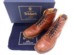 トリッカーズ TRICKER'S ブーツの買取実績