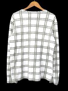 【Martin Margiela 10/マルタンマルジェラテン】 チェック柄 長袖 Tシャツ ロンT H ?の買取実績