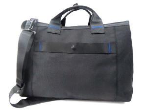 アルファ ALPHA バリスティック ナイロン ビジネス 2WAY ブリーフ ショルダー バッグ ミリタリー 黒 ブラック Kの買取実績
