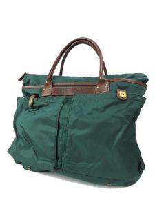フェリージ Felisi ナイロン トート ヘルメットバッグ 9236 グリーン ハンドバッグ ビジネスバッグ ブリーフケース 緑 H