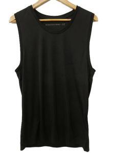 アレキサンダーワン ALEXANDER WANG H&M コラボ タンクトップ メッシュ バックプリント 黒 ブラック XS メンズの買取実績