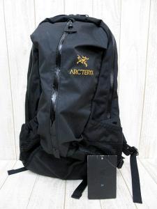 【ARC'TERYX/アークテリクス】 国内正規品!! Arro 22 Backpack アロー 22 バックパック 黒 ブラック