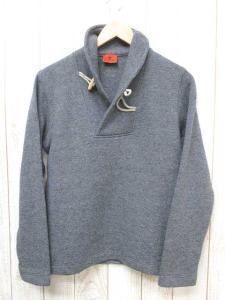バレナ BARENA ニット セーター ウール 混 グレー 長袖 46 イタリア製