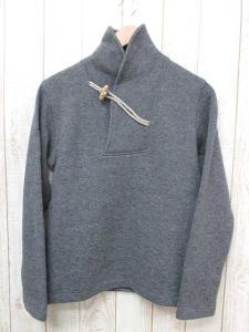 バレナ BARENA ニット セーター ウール 混 グレー 長袖 46 イタリア製の買取実績