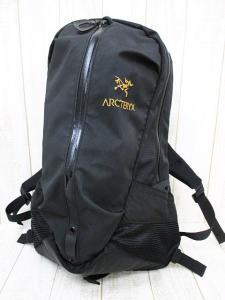 アークテリクス ARC'TERYX Arro 22 アロー バックパック リュックサック 黒 ブラック 国内正規品 6029