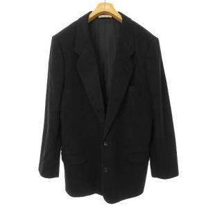 パパス Papas 2Bテーラードジャケット カシミヤ100% ブラック の買取実績