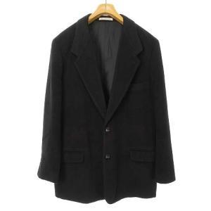 パパス Papas 2Bテーラードジャケット アンゴラ ブラック の買取実績