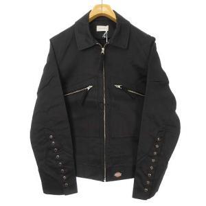 ベッドフォード BED J.W. FORD × Dickies 20AW ウエスタンブルゾン ジャケット ブラックの買取実績