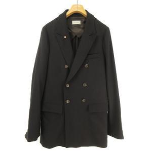 ベッドフォード BED J.W. FORD 21SS ダブルブレストジャケット ブレザー ブラックの買取実績