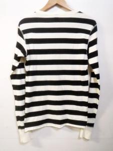 【PLEDGE/プレッジ】 長袖ボーダー ロンTシャツ カットソー:48【ブランド古着ベクトル】の買取実績