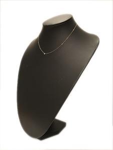 アーカー AHKAH K18 0.06一粒ダイヤ ネックレスの買取実績