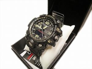 未使用品 ジーショック G-SHOCK MUDMASTER マッドマスターGWG-1000-1AJF腕時計