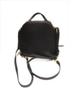 サマンサベガ Samantha Vega 2way リュック バッグ黒ブラックの買取実績