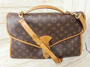 ルイヴィトン LOUIS VUITTON モノグラム ビバリー 2way ハンドバッグ ブリーフバッグ かばん 鞄 M51121
