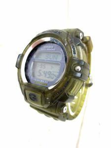【G-SHOCK/ジーショック】 カシオ 腕時計 レイズマン ソーラー DW9300 カーキ