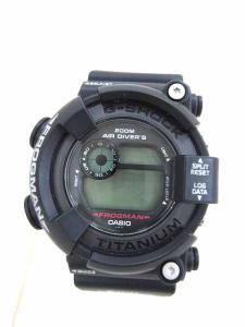 未使用品 【G-SHOCK/ジーショック】 カシオ FROGMAN DW-8200Z-1T 腕時計 デジタル 黒 ジャンクの買取実績
