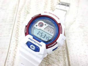 【G-SHOCK/ジーショック】 カシオ GW-8900TR-7JF 腕時計 ホワイトトリコロールシリーズ タフソーラー