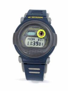 未使用品 ジーショック G-SHOCK カシオ G-001-2CJF 腕時計 ジェイソン デジタル クォーツ ネイビー グレー