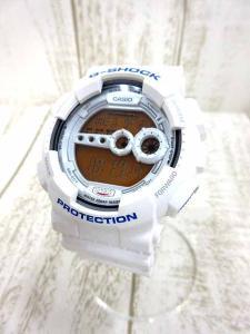 ジーショック G-SHOCK カシオ GD-100SC-7JF 腕時計 デジタル クォーツ 白