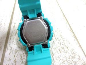 ベビージー Baby-G カシオ BA-111-3A 腕時計 デジタル クォーツ 緑 文字盤黒の買取実績