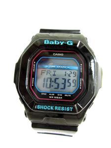 ベビージー Baby-G カシオ BLX-5600-1JF 腕時計 デジタル クォーツ 黒 ※TT4430S 160129の買取実績
