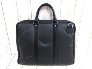 ハンティングワールド HUNTING WORLD ブリーフケース ビジネスバッグ バチュークロス 黒 ※OO2175S 161004 メンズの買取実績