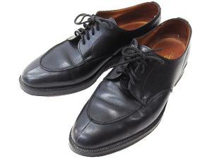 【Lloyd Footwear/ロイド フットウェア】 英製 イングランド製 J8083 本革レザー Uチップ ローファー/ビジネスシューズ 靴/シューズ 7.5E黒/ブラック z2