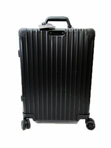 【RIMOWA/リモワ】 25周年 記念 UA ユナイテッドアローズ 別注 限定 コラボレーション クラシックフライト スーツケース キャリーバッグ 976.52 黒 35Lの買取実績