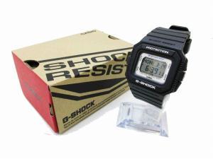未使用品 ジーショック G-SHOCK DW?D5500 メンズ 腕時計 時計 黒